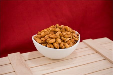 Honey Roasted Virginia Peanuts (25 Pound Case)