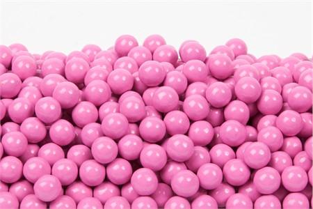 Hot Pink Sixlets (1 Pound Bag)