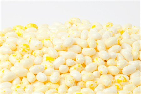 Jelly Belly Buttered Popcorn jelly beans (1 Pound Bag)