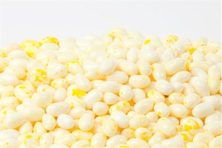 Jelly Belly Buttered Popcorn jelly beans (25 Pound Case)