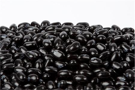 Licorice Jelly Beans (1 Pound Bag)