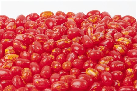 Jelly Belly Sizzling Cinnamon beans (5 Pound Bag)