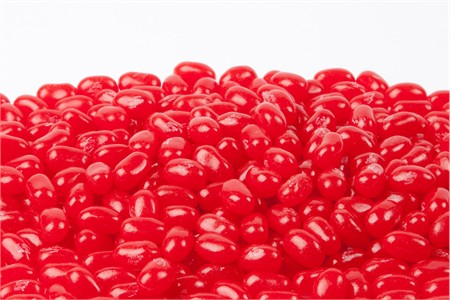 Jelly Belly Very Cherry jelly beans (1 Pound Bag)