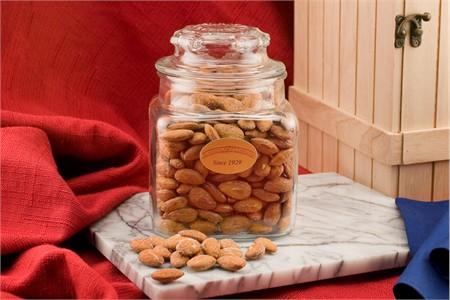 Jumbo California Almonds (24oz Decanter)