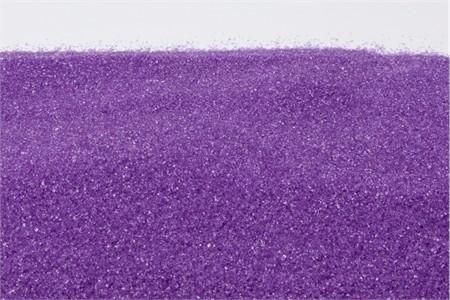 Lavender Sanding Sugar (10 Pound Case)