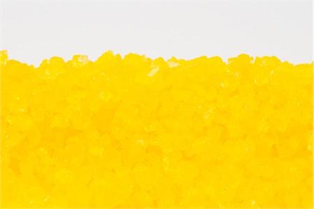 Lemon Rock Candy Crystals (25 Pound Bag)