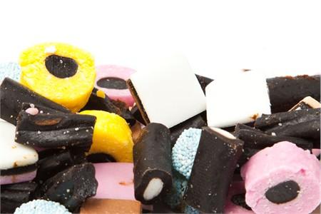 Licorice Allsorts Candy (5 Pound Bag)