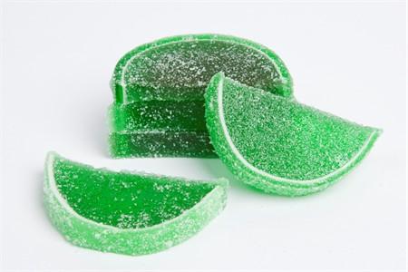 Lime Fruit Slices (1 Pound Bag)