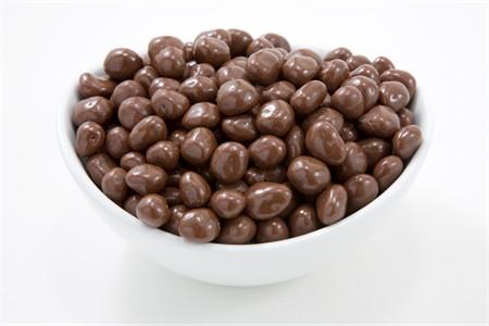 Milk Chocolate Covered Blueberries (10 Pound Case)