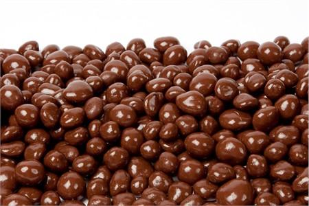 Milk Chocolate Covered Blueberries (25 Pound Case)