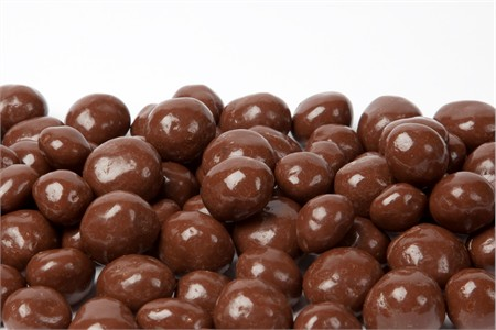 Milk Chocolate Covered Macadamias (1 Pound Bag)