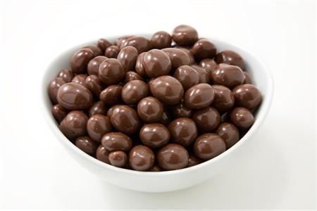 Milk Chocolate Covered Peanuts (25 Pound Case)