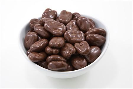 Milk Chocolate Covered Pecans (10 Pound Case)