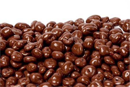Milk Chocolate Covered Raisins (25 Pound Case)