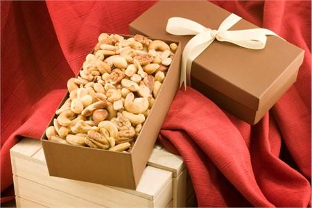 Superior Mixed Nuts Gift Box