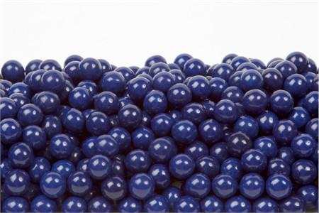 Navy Blue Sixlets (1 Pound Bag)