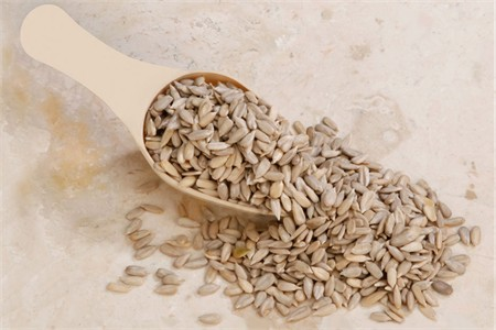 No Shell Organic Sunflower Seeds (4 Pound Bag)
