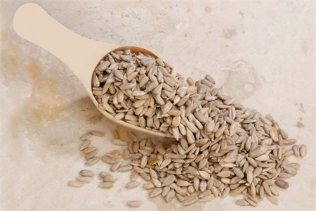 No Shell Raw Sunflower Seeds (4 Pound Bag)