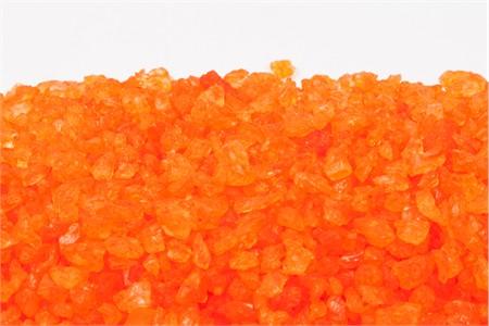 Orange Rock Candy Crystals (10 Pound Case)