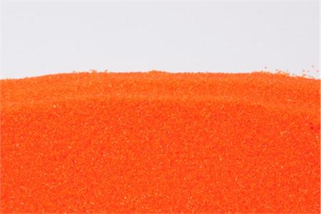 Orange Sanding Sugar (25 Pound Case)