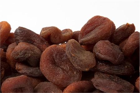 Organic Turkish Apricots (5 Pound Bag)