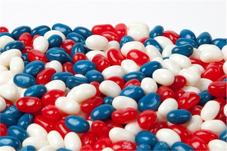Patriotic Jelly belly (5 Pound Bag)