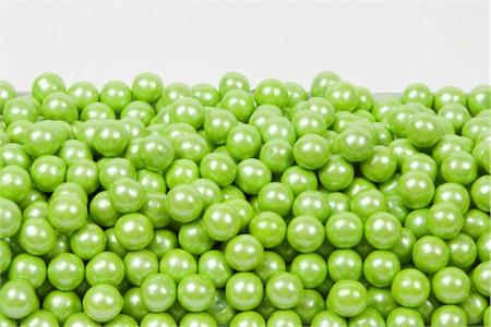 Pearl Lime Sixlets (1 Pound Bag)