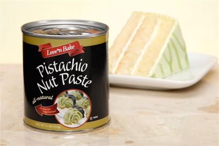 American Almond Pistachio Nut Paste (11 oz Can)