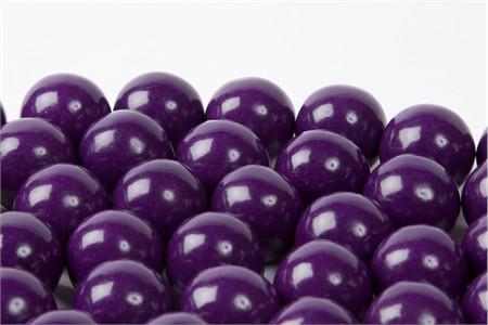 Purple Gourmet Gumballs (4 Pound Bag)