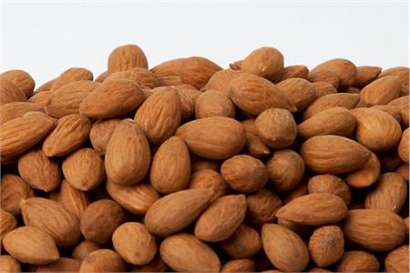 Raw 27/34 California Almonds (1 Pound Bag)