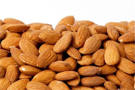 Raw Natural Almonds (1 Pound Bag)