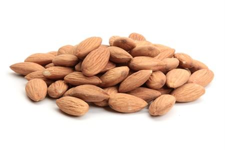 Raw Natural Almonds (25 Pound Case)