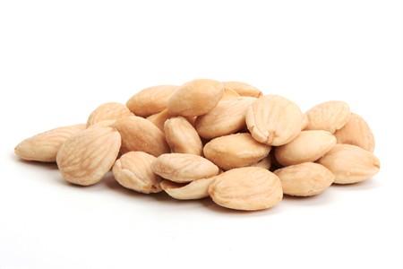 Raw Marcona Almonds (25 Pound Case)