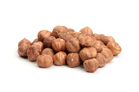 Raw Oregon Hazelnuts - Filberts (4 Pound Bag)
