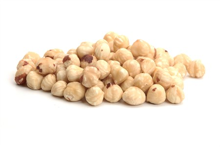 Raw Turkish Hazelnuts / Filberts (4 Pound Bag)