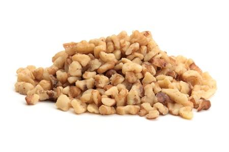 Raw Walnut Small Pieces (25 Pound Case)