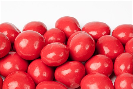 Red Chocolate Covered Cherries (5 Pound Bag)