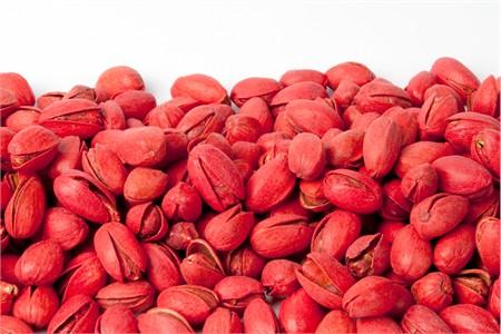 Red Pistachios (1 Pound Bag)