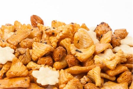 Natural Rice Crackers (3 Pound Bag)