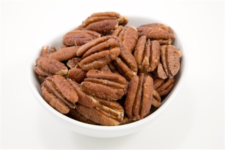 Roasted Mammoth Pecans (10 Pound Case)