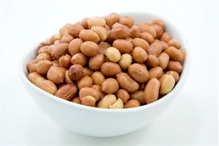 Roasted Spanish Peanuts (10 Pound Case)