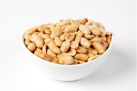 Roasted Virginia Peanuts (25 Pound Case)