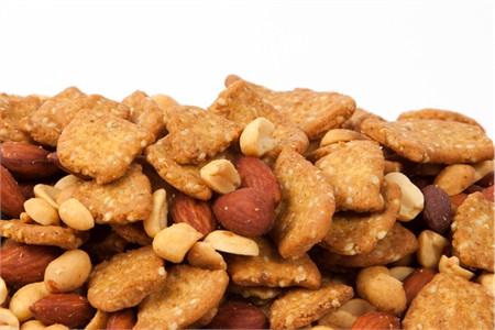Salted Crunchy Snack Mix (10 Pound Case)
