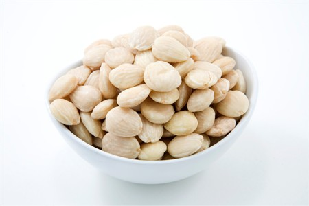 Salted Marcona Almonds (10 Pound Case)
