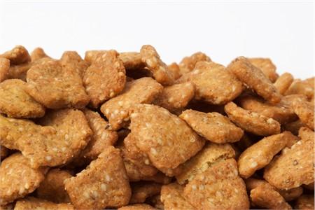 Crunchy Sesame Chips (3 Pound Bag)