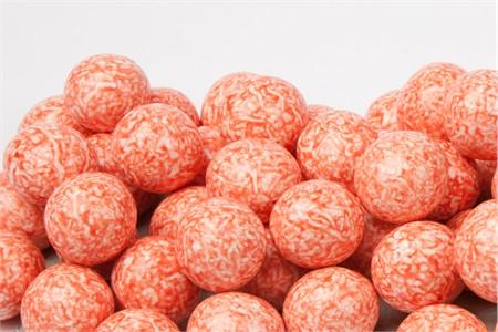 Strawberry and Cream Malted Milk Balls (4 Pound Bag)