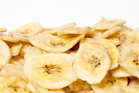 Unsweetened Banana Chips (14oz Bag)
