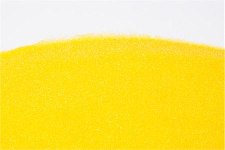 Yellow Sanding Sugar (25 Pound Case)