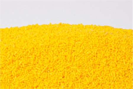 Yellow Sprinkles (10 Pound Case)