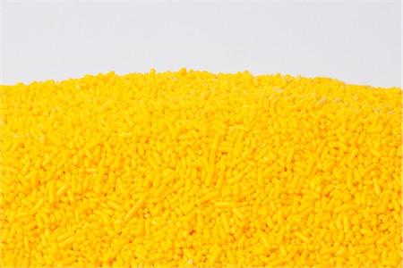 Yellow Sprinkles (25 Pound Case)